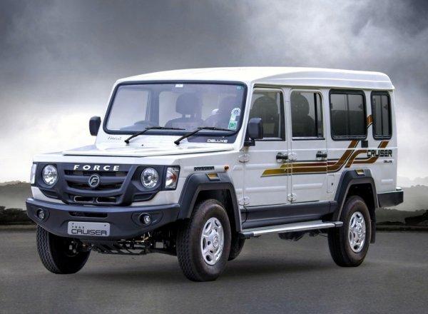 Не смешите наши «УАЗы»: Индийский «Гелик для бедных» уделает даже «Патриот» – Россия обойдётся без Force Trax Cruiser
