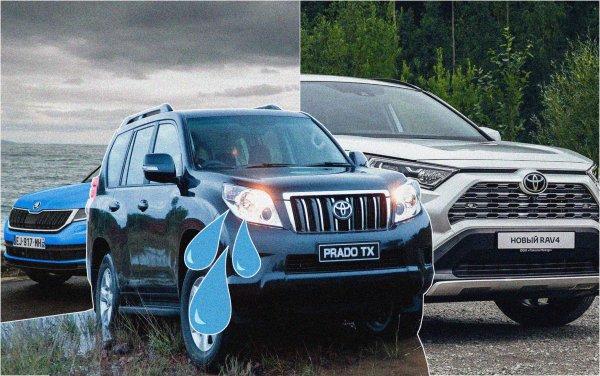 Skoda Kodiaq и Toyota RAV4 уделали «Прадик»: Россияне выбирают экологичность мотора, но почему именно дизель?