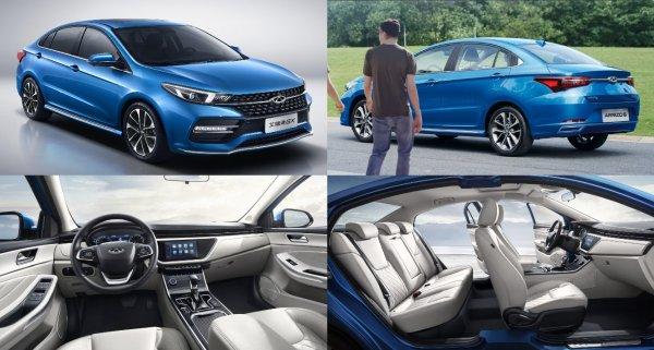 Hyundai Solaris и LADA Vesta – обновитесь нормально, а то пропадете: В России появится «убийца» всех седанов от Chery