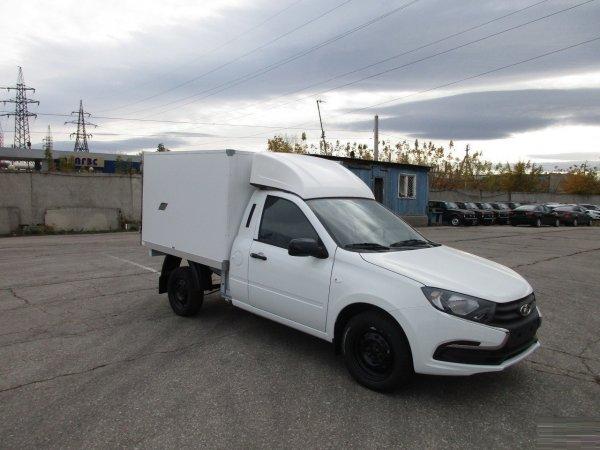 «АвтоВАЗ» продолжает выпускать автохлам? Уникальный пикап на базе LADA Granta не станет бестселлером российского рынка