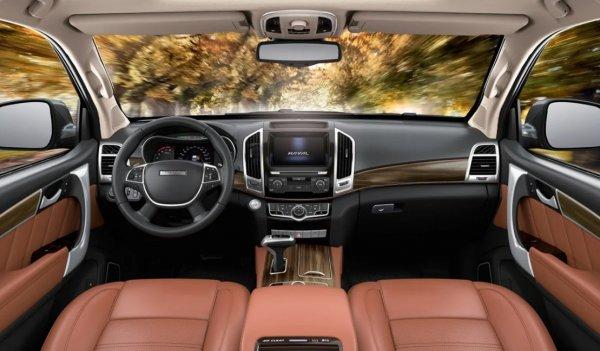 Элементарно и просто: Почему стоит выбрать Haval H9, а не Toyota Land Cruiser или Mitsubishi Pajero
