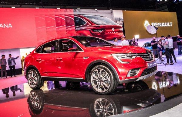 Новая ниша — новые соперники: Сравнение кросс-купе Haval F7 и Renault Arkana