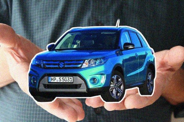 «Русский Прадо» еще не вышел, а россияне уже нашли замену! Чем Suzuki Vitarа так хорош?
