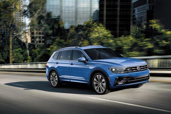 Немцам придется побороться за клиента: Сможет ли Volkswagen Tiguan 2020 превзойти «азиатов»?