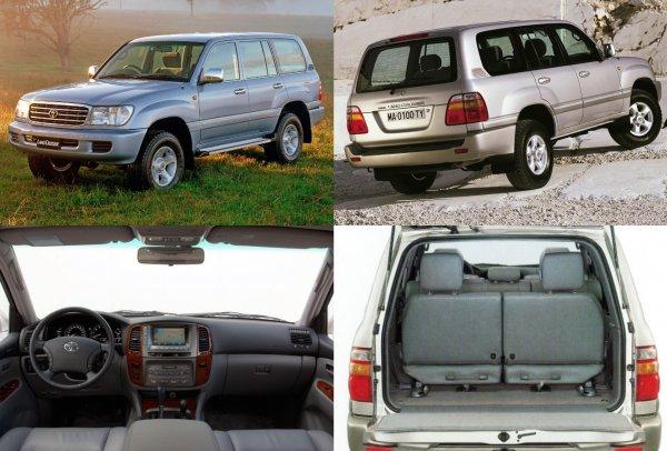 «Рано или поздно любой мужик захочет сотку»: Стоит ли покупать Toyota Land Cruiser 100 по низу рынка – владелец