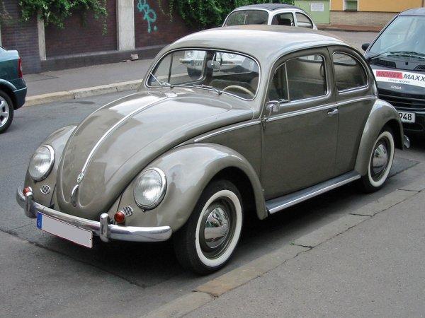 Машина-мечта: Механик из Индии собрал Volkswagen Beetle по фотографии
