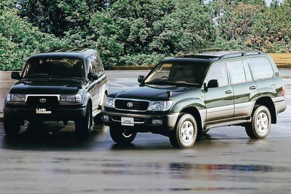 Вам в экспедицию или просто грязь месить? Toyota Land Cruiser 80 или 105 — что лучше выбрать на «вторичке»