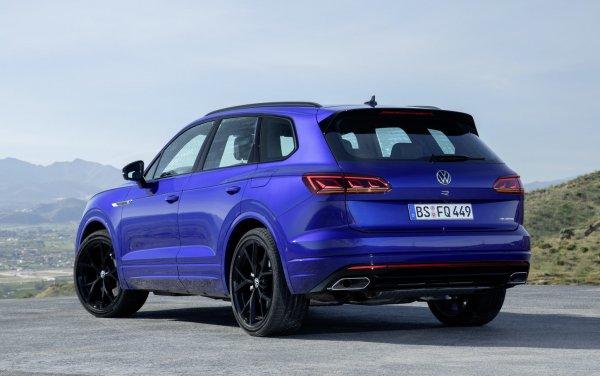 С таким «Туарегом» и «Кайен» не нужен: Новый Volkswagen Touareg R сможет соперничать даже с некоторыми спортивными седанами