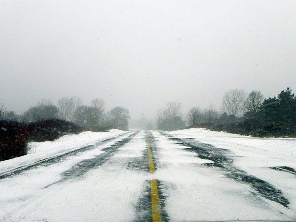 Зима подкралась незаметно? Состояние М4 «Дон» под Ростовом «разнесли» автолюбители