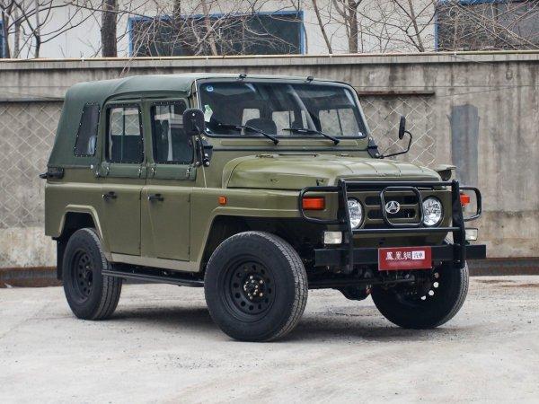 Красивее и лучше УАЗ: Китайский клон УАЗ-469 в лице Beijing BJ212 составил бы конкуренцию «Крузакам» в наше время