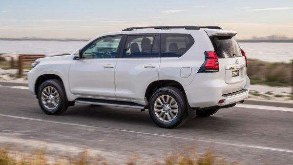 Не стоит рассматривать даже с маленьким пробегом: Почему подержанный Toyota Land Cruiser Prado – нерациональная покупка?