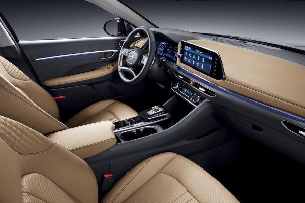Даже Америка восхищается новым Hyundai Sonata: «Камри» больше не нужна?