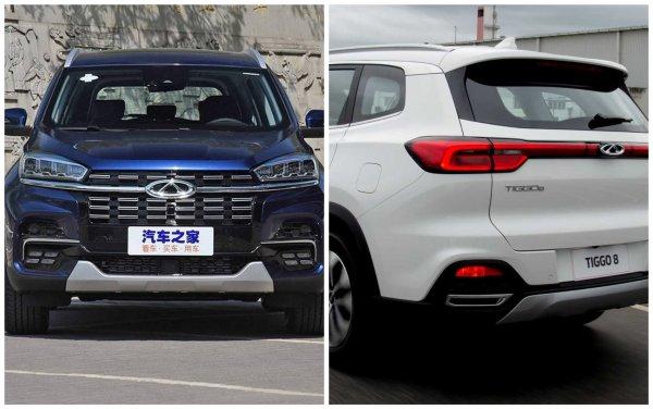 Вариатор может быть хорошим? Chery Tiggo 8 завалил Renault Arkana и Hyundai Creta – вот вам и Китай