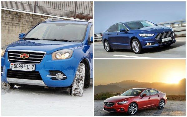 Купил Geely Emgrand X7, Mazda 6 или Ford Mondeo – готовь банку «антикоррозии»