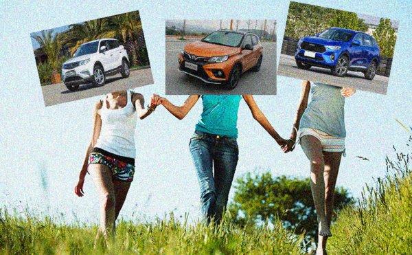 Soueast DX3 2020 – реальная замена дорогим KIA Seltos и Hyundai Creta