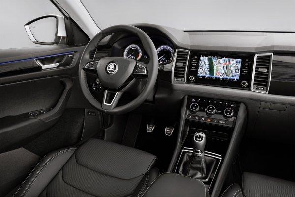 Современные опции для современного водителя: Названы 10 «фишек» Skoda Kodiaq – «немцы» и «японцы» позавидуют
