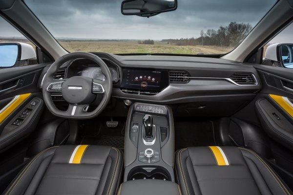 Разлетается, как «горячие пирожки»: Откуда такая популярность у кросс-купе Haval F7x