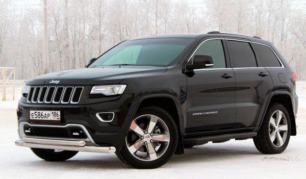 Суровый и надежный «американец»: Почему не стоит бояться покупки Jeep Grand Cherokee WK2 на «вторичке»