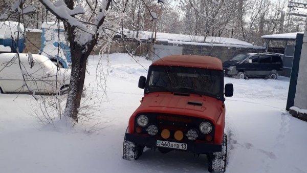 «Эта машина и нас переживёт»: В сети оценили тюнинг УАЗ-3151