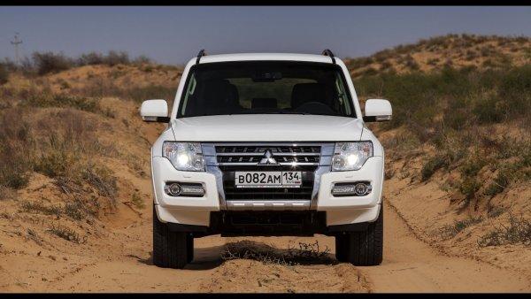 Королева бензоколонки: ТОП-5 причин не покупать Mitsubishi Pajero IV на «вторичке»