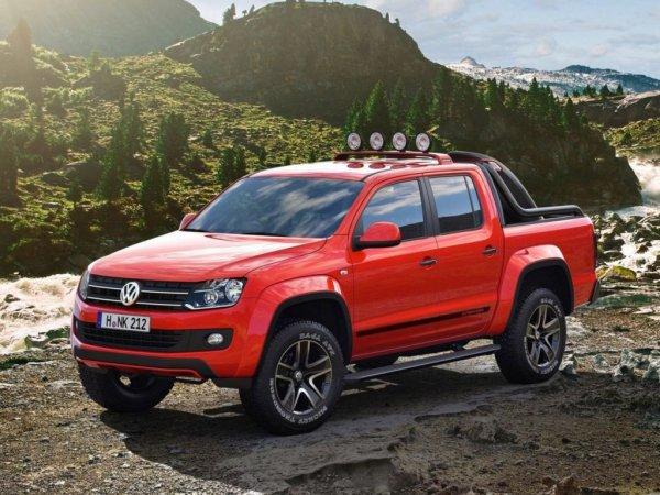 Светлая сторона оффроуд-силы: Volkswagen Amarok Canyon – первый пикап для тех, кто хочет «всё и сразу»?