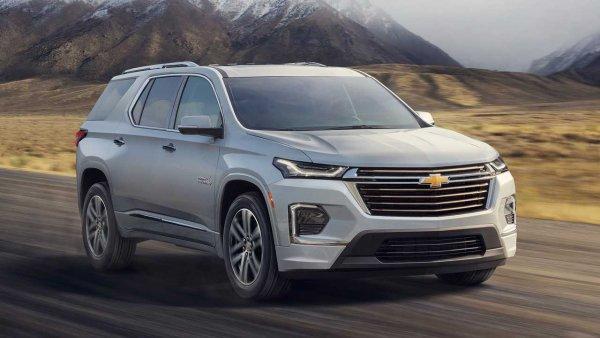 Honda Pilot и Toyota Highlander могут спать спокойно: Почему обновленный Chevrolet Traverse не «зайдет» россиянам