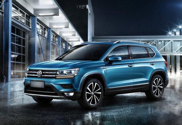 «Тигуан головного мозга»: Почему россияне не примут новый Volkswagen Tharu