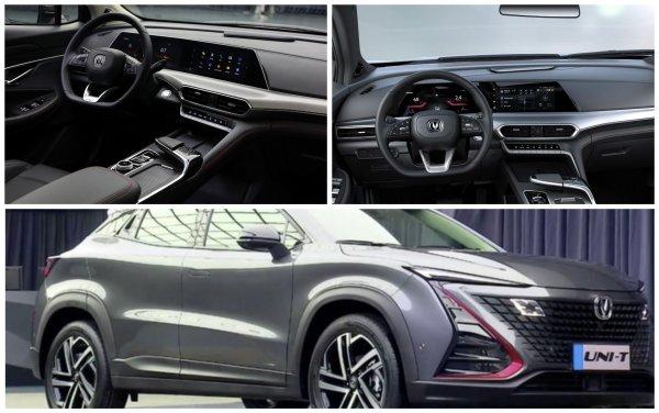 Когда твой отец - Lexus UX: Новый Changan Uni-T грозится стать самым стильным «китайцем» в России