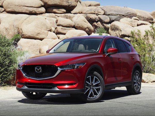 Разные «японцы» с одинаковой идеологией: Кто «драйвовей» Mazda CX-5 или Toyota RAV4?