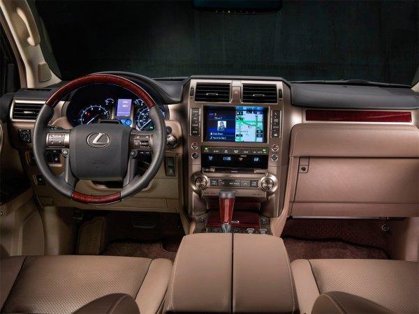 Выбираем японский «УАЗик»: Чем Toyota Land Cruiser 200 лучше Lexus GX 460