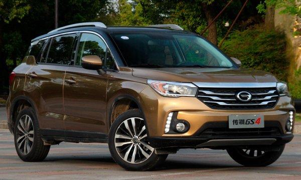 «Китаец», который может все: Почему Renault Arkana ничего не светит после выхода нового GAC Trumpchi GS4