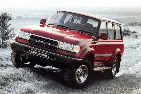 Встречает старость своего хозяина: Подержанный Toyota Land Cruiser 80 как «убийца» новой LADA 4x4