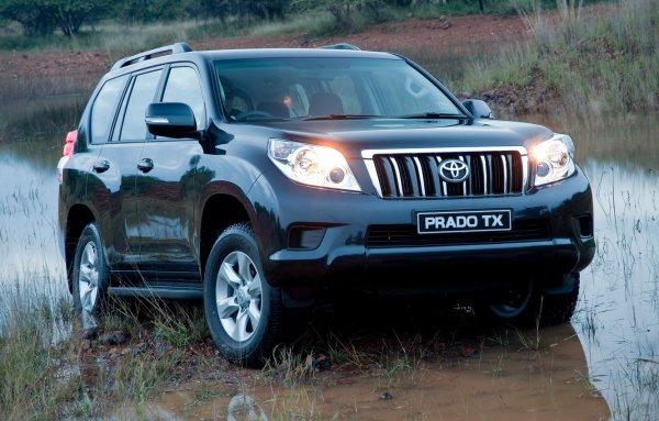 Опорам кузова сказать «гудбай»: Как предотвратить появление трещин на Toyota Land Cruiser Prado 150