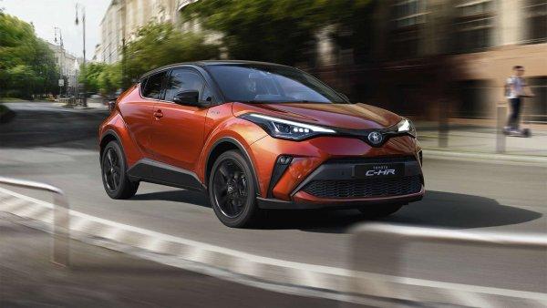 Самая бесполезная «Тойота» России: Зачем нужен кроссовер Toyota C-HR в мире Skoda Kodiaq и Hyundai Tucson?