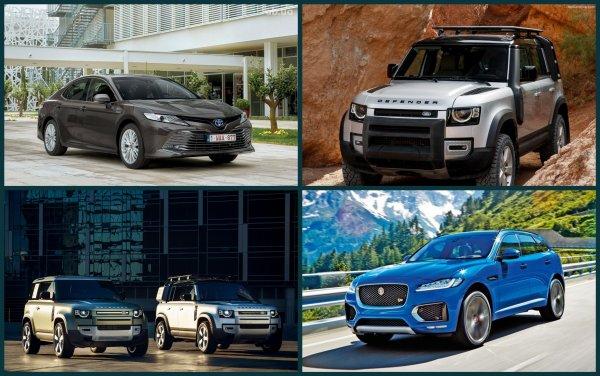 Долой дизельный V8, дайте дорогу молодому гибриду! Range Rover может встать в один ряд с Toyota Camry Hybrid и Mitsubishi Outlander PHEV
