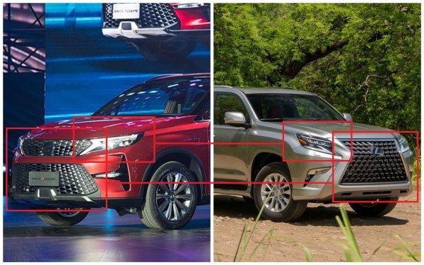 Какая «Аркана», если это Lexus GX 460? Новый GAC GS4 Coupe 2020 «завалит» конкурентов уже в мае
