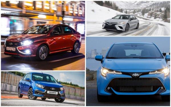«Ладно АвтоВАЗ, но Тойота чего с жиру бесится?» – Автомобилистов возмутил рост цен на Toyota Corolla и Camry. Время брать LADA Granta и Vesta