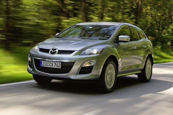Фурор сменился отвращением: Подержанная Mazda CX-7 по низу рынка – 10-летний автохлам без права на жизнь?