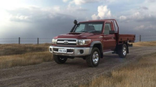 В каких странах всё ещё продаются старые Toyota Land Cruiser и что в них такого хорошего?