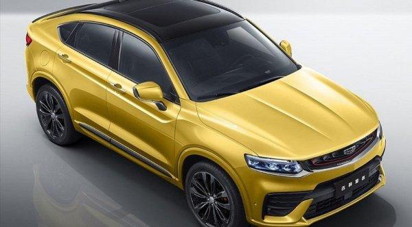 Бесполезный или идеальный? Новый Geely FY11 2020 – красив, как BMW Х4, но для «китайца» дороговат