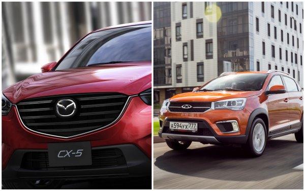 «Красавица оказалась чудовищем»: Автомобилистов поразила неисправность Mazda CX-5 и отзыв 9 тысяч кроссоверов. У Chery Tiggo 2 появился шанс?