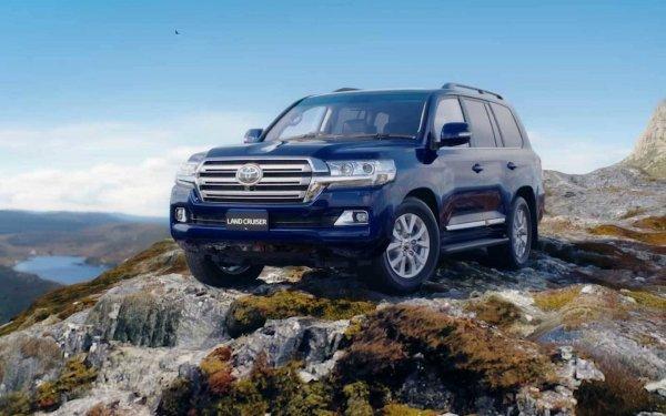 Будто сбросил 1,5 тонны веса: Почему стоит «чиповать» Toyota Land Cruiser 200?