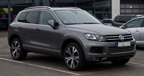 Игра в русскую рулетку с мотором: Стоит ли чиповать двигатель Volkswagen Touareg 3.0D NF?