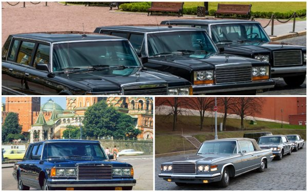 «Лучший раритет из раритетов»: В Сети показали ЗИЛ-4104, который покорил автомобилистов «движком»