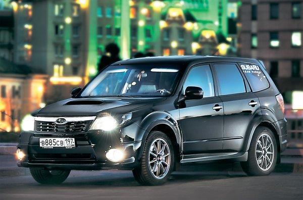 Японское качество по цене LADA XRAY: Почему любители путешествий выбирают подержанный Subaru Forester третьего поколения
