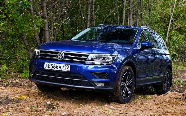 «Заряженный» конь борозду испортит: Почему нет смысла «чиповать» Volkswagen Tiguan