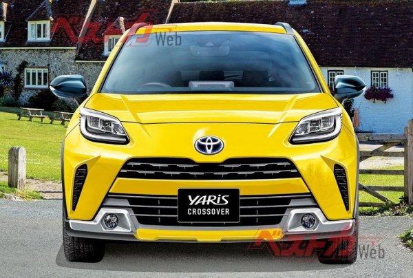Новинка Toyota хоть в LADA XRay и не целился, но вынести может: Каким будет следующий кросс от японцев?