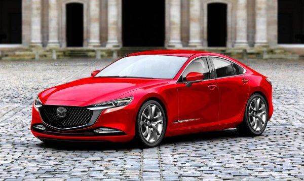 Между «Камри» и «Пассатом»? Mazda 6 за 1,7 млн рублей – полкорпуса до бизнес-класса