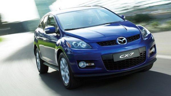 Приятный «японец» с низким запасом прочности: Почему покупка подержанного Mazda CX-7 -  спорное решение