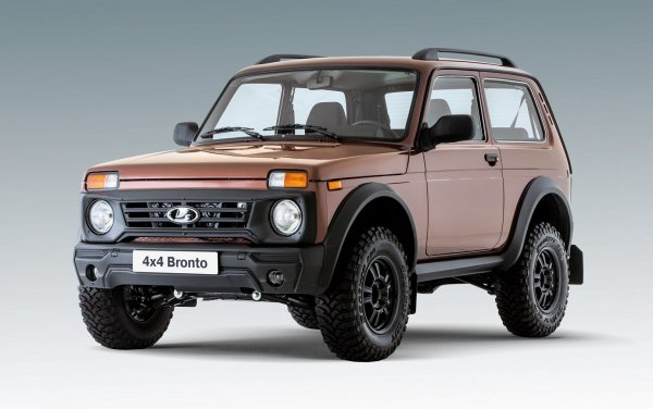 «АвтоВАЗ» опять занимается ерундой: Почему новый LADA 4x4 Bronto не «убьет» Renault Duster